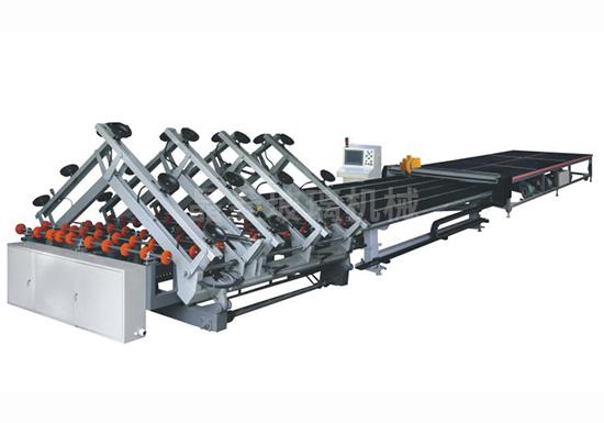 Automatic CNC Glass Cutting Pipeline