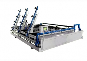Integrative Cutting Machine for Glass Upper Slices