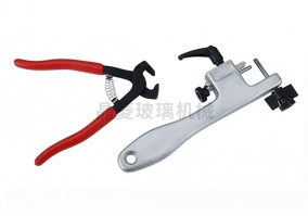 Glass trimmer