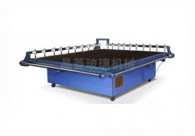 Model JLQG-2620 Manual Double Bridge Precision Cutting Machine for Glass